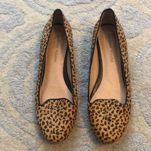 Sole Society leopard flats